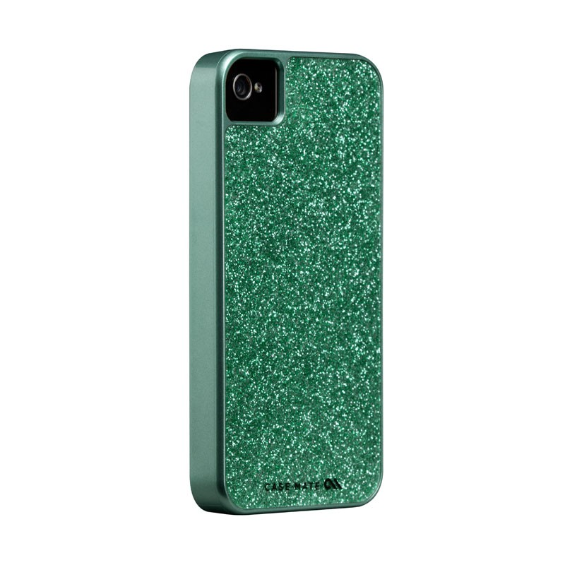 Case-Mate Glam iPhone 4(S) Emerald - 2