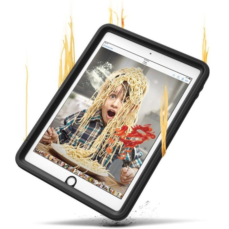 Catalyst Waterproof Case iPad 9,7-inch 2017 / 2018 Black/Clear - 3