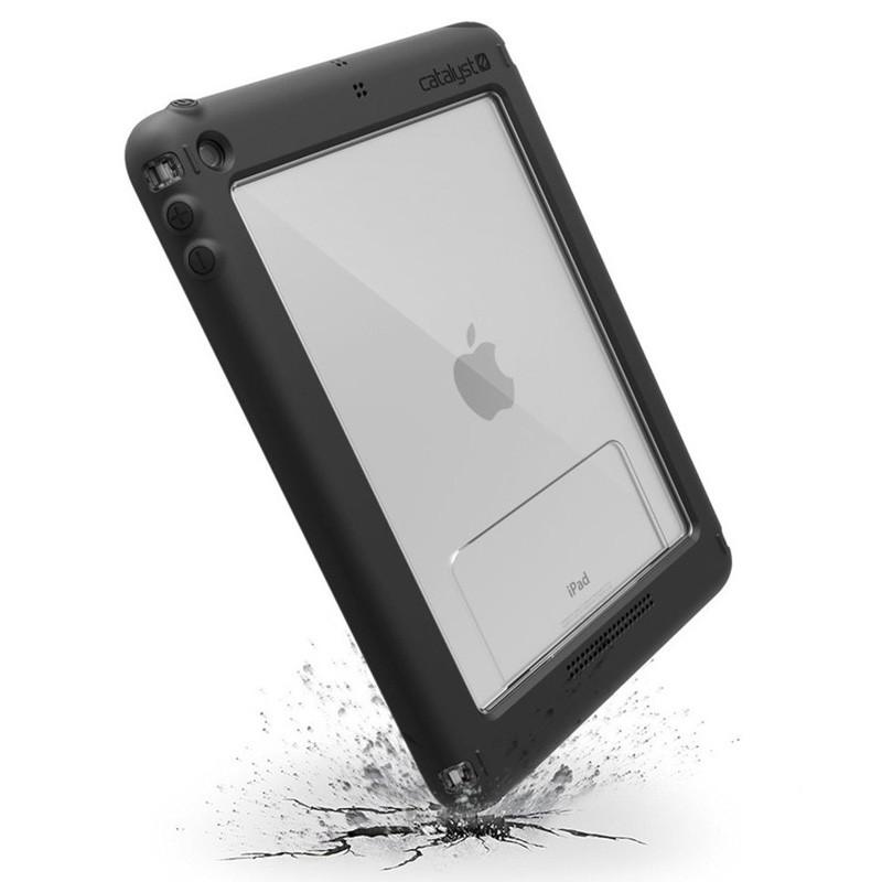 Catalyst Waterproof Case iPad 9,7-inch 2017 / 2018 Black/Clear - 7