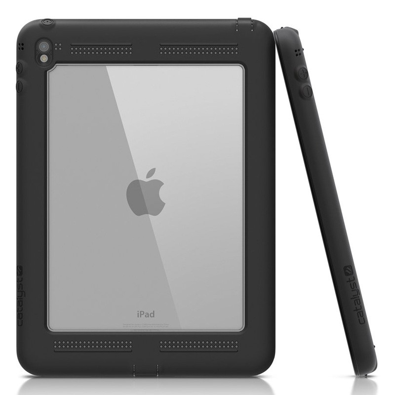 Catalyst Waterproof Case iPad Pro 9,7-inch Black/Clear - 8