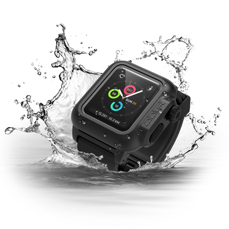Catalyst - Apple Watch Series 2 Case 38mm Black 07