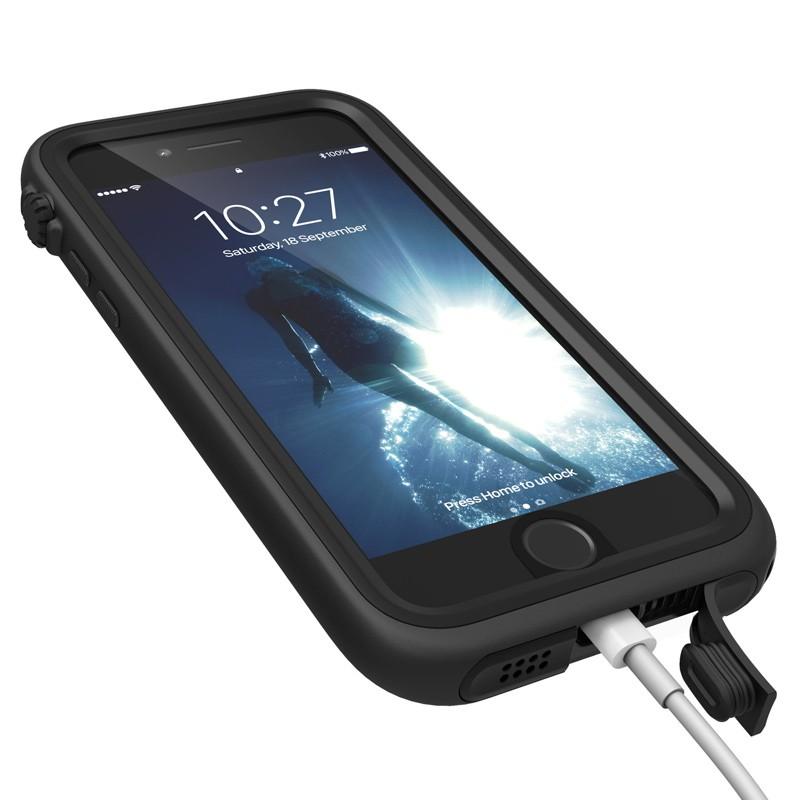 Catalyst - Waterdichte hoes voor iPhone 7 Black 03