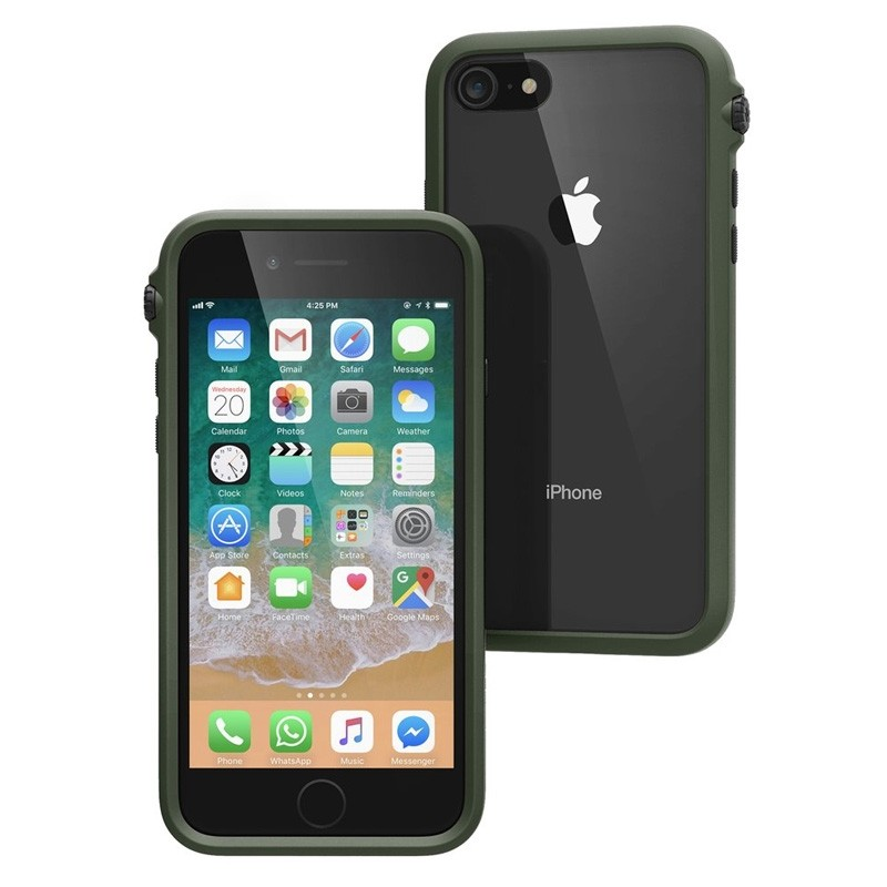 Catayst iPhone 8/7 Impact Protective Case Army Green - 1
