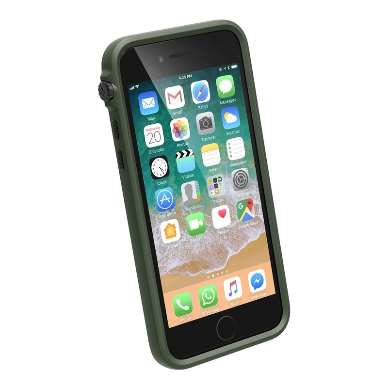 Catayst iPhone 8/7 Impact Protective Case Army Green - 2