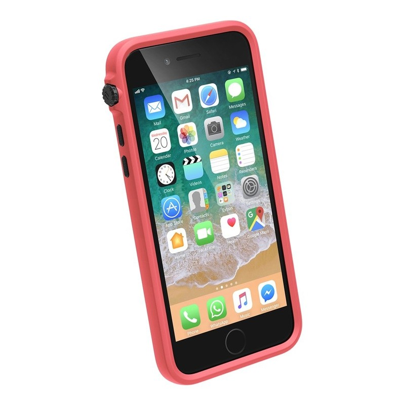 Catayst iPhone 8/7 Impact Protective Case Coral - 2