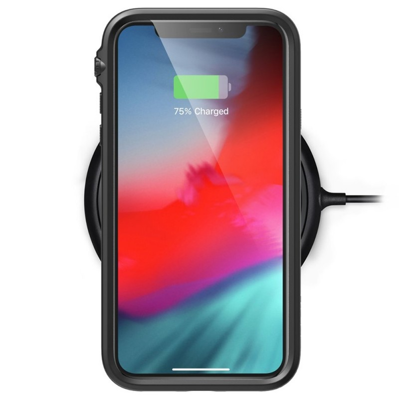 Catalyst Impact Protection Case iPhone XR Zwart Transparant 06