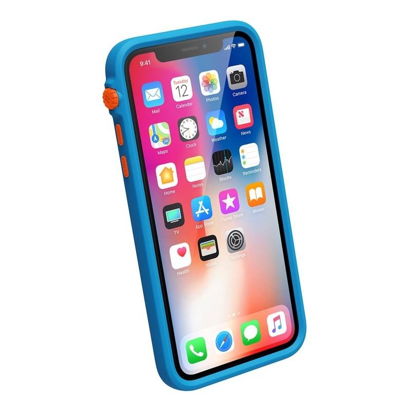 Catayst iPhone X/Xs Impact Protective Case Blueridge Sunset - 3
