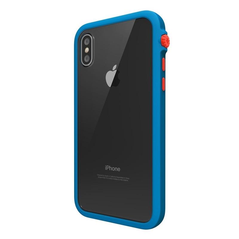 Catayst iPhone X/Xs Impact Protective Case Blueridge Sunset - 6
