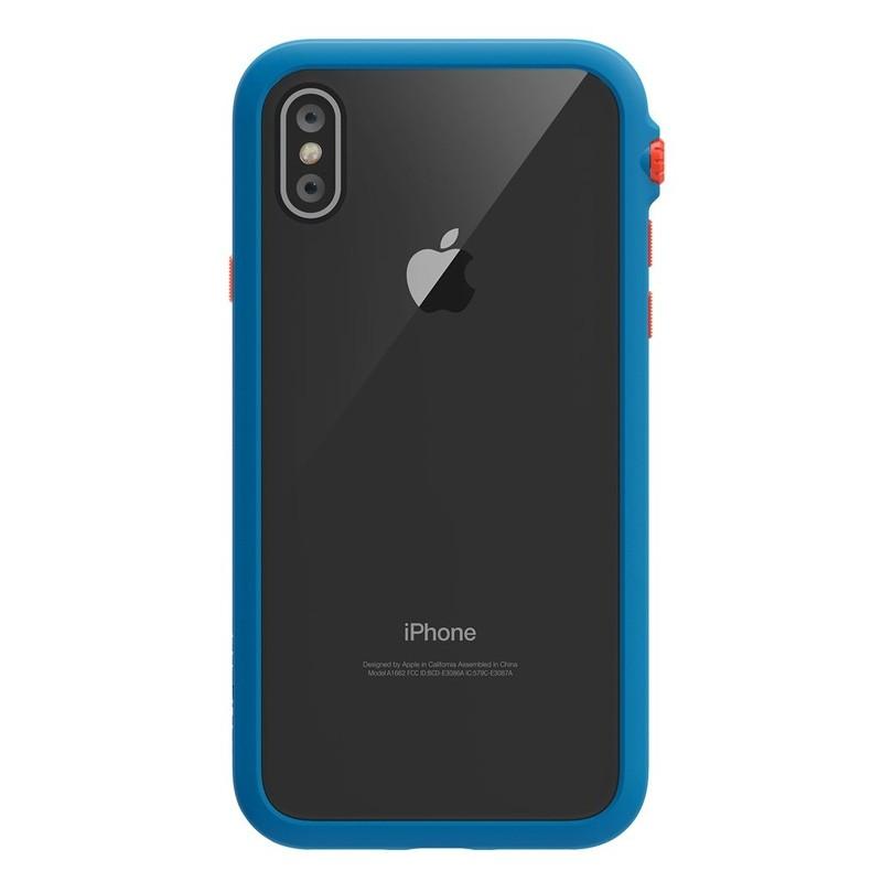 Catayst iPhone X/Xs Impact Protective Case Blueridge Sunset - 7