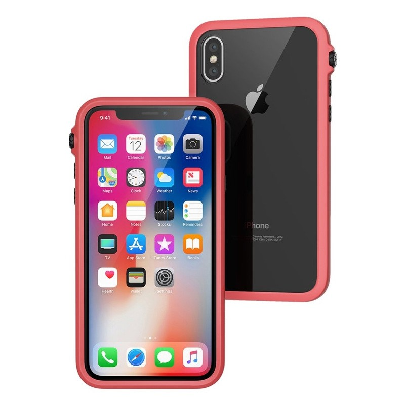Catayst iPhone X/Xs Impact Protective Case Coral - 1