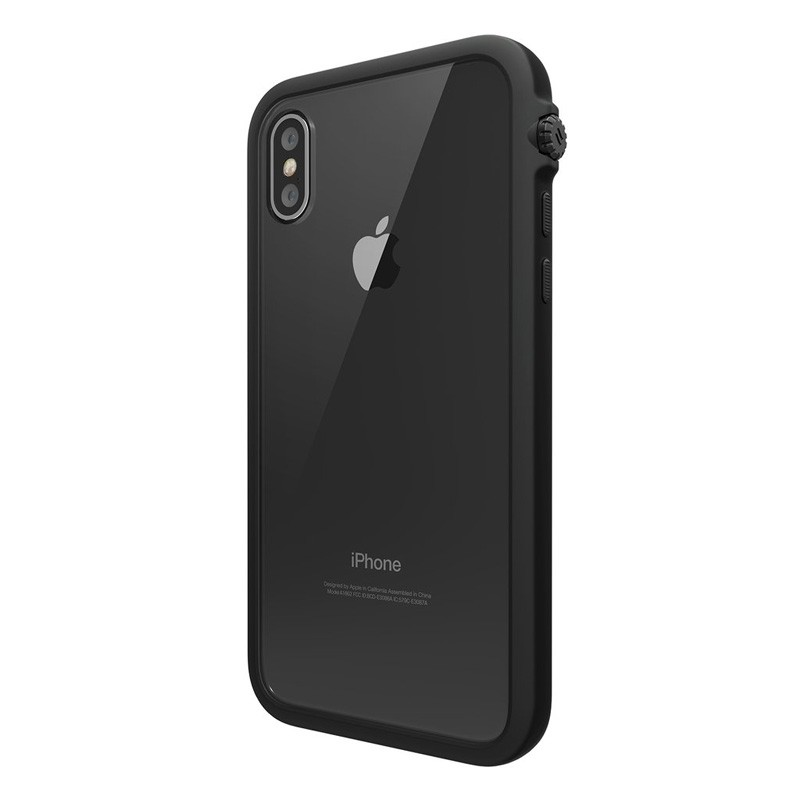 Catayst iPhone X Impact Protective Case Black - 6