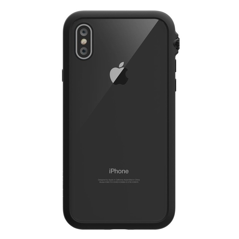 Catayst iPhone X Impact Protective Case Black - 7