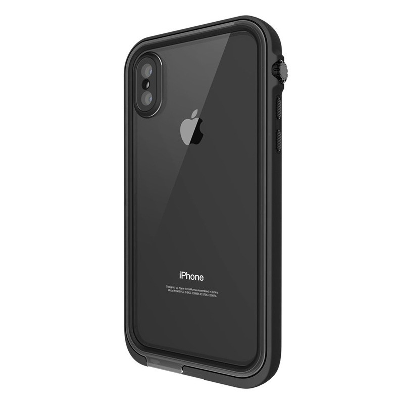 Catayst iPhone X/Xs Waterproof Case Black - 6