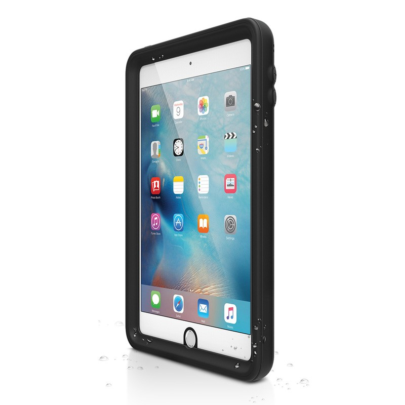 Catalyst Waterproof Case iPad mini 4 Black/Clear - 1