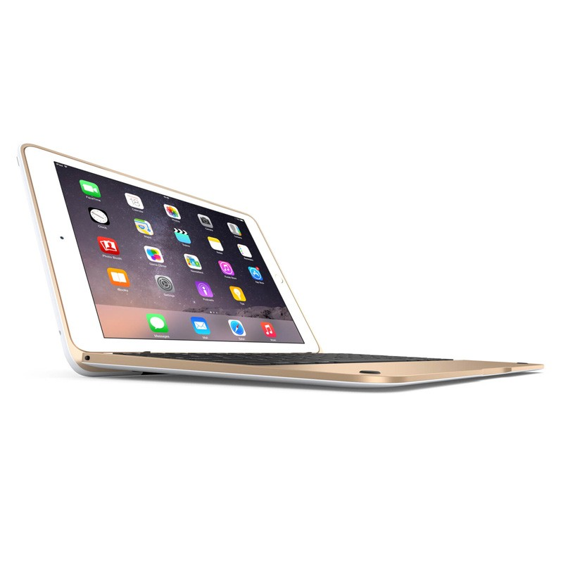 ClamCase Pro iPad Air 2 White/Gold - 1