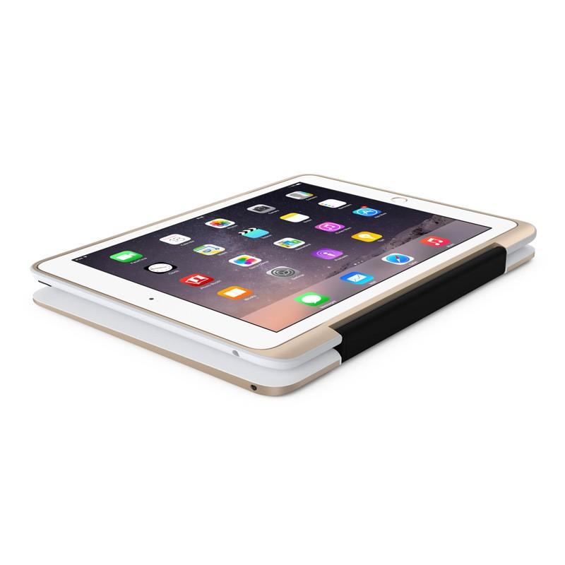 ClamCase Pro iPad Air 2 White/Gold - 5