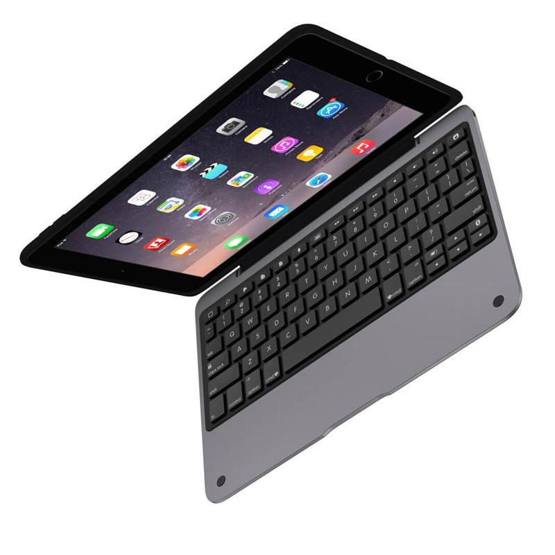 ClamCase Pro iPad Air 2 Black/Space Gray - 6