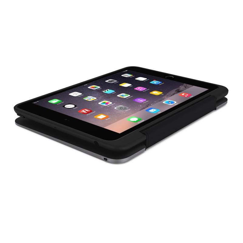 ClamCase Pro iPad mini 1/2/3 Black/Space Gray - 2