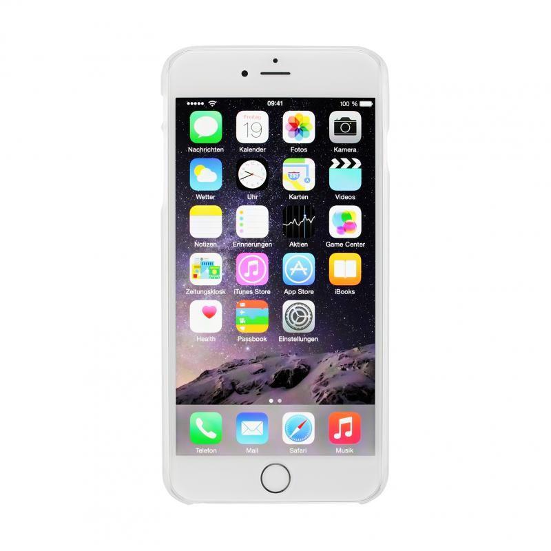 Artwizz Rubber Clip iPhone 6 Plus Clear - 2