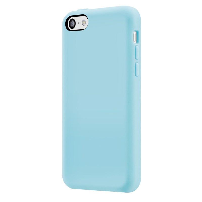 SwitchEasy Colors iPhone 5C Baby Blue - 3Iphone 5c Colors Blue