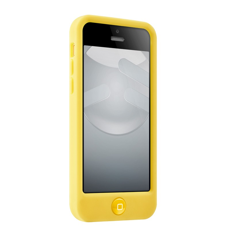 SwitchEasy Colors iPhone 5C Yellow - 2Iphone 5c Colors Cases