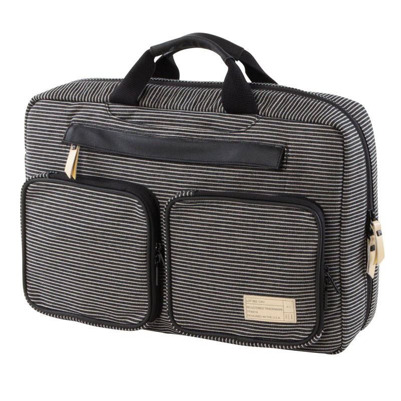 HEX Convertible Briefcase 15 inch Convoy Collection - 1