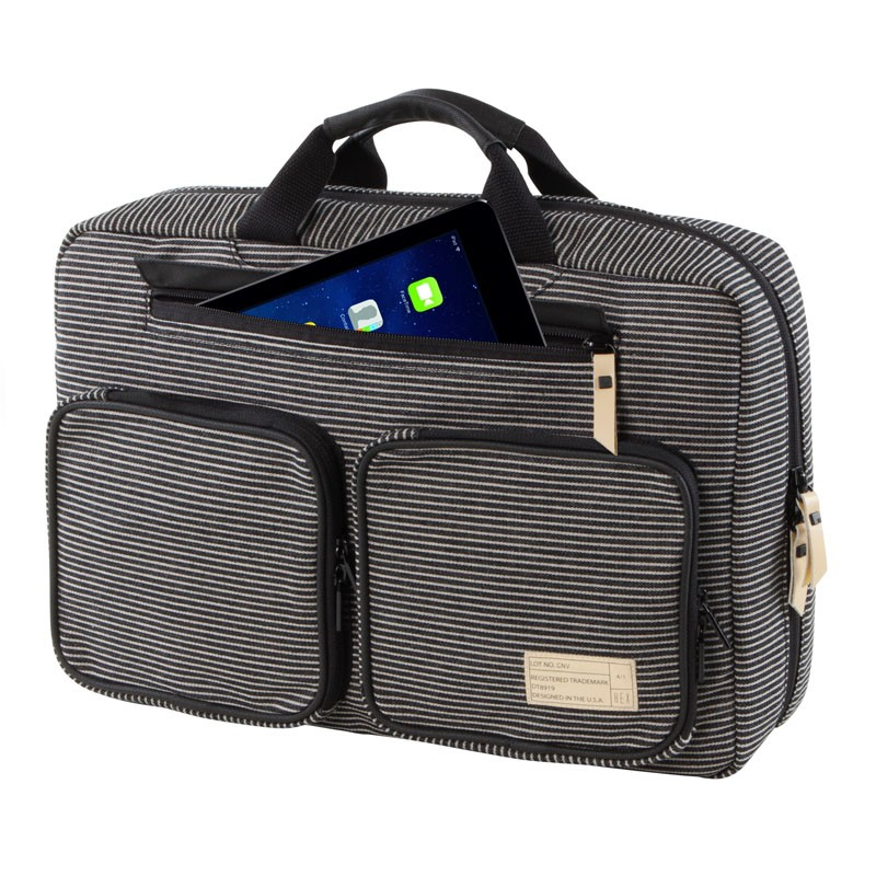 HEX Convertible Briefcase 15 inch Convoy Collection - 2