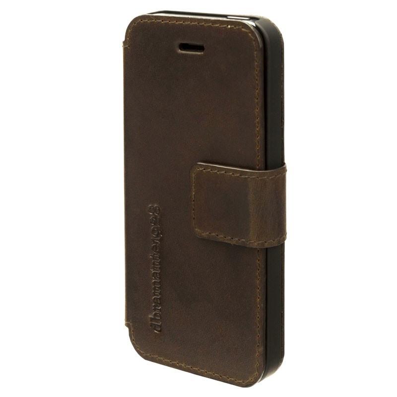 DBramante Copenhagen iPhone SE/5S/5 Hunter Dark - 1