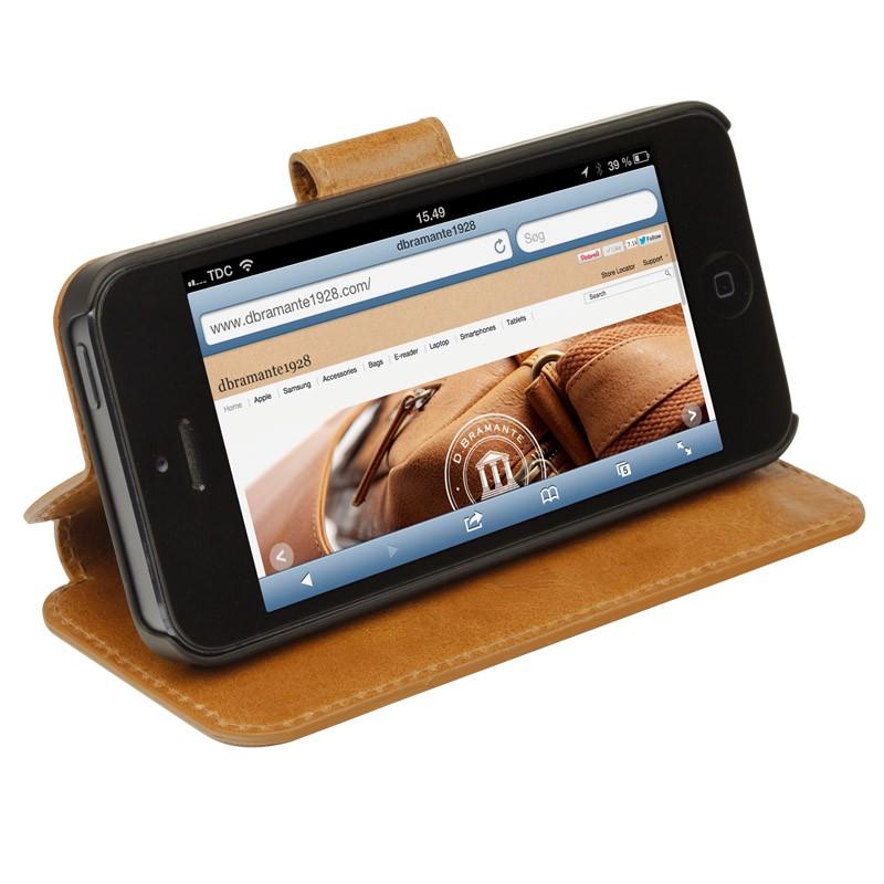 DBramante Copenhagen iPhone SE/5S/5 Tan Brown - 4