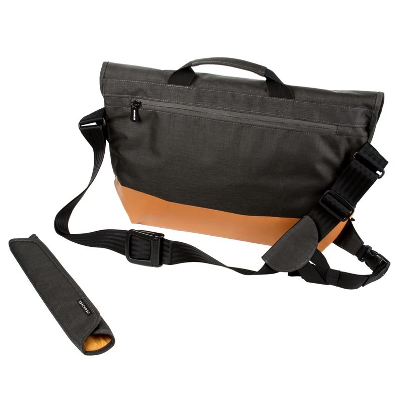 Crumpler Private Surprise Laptop L Charcoal/Orange - 3