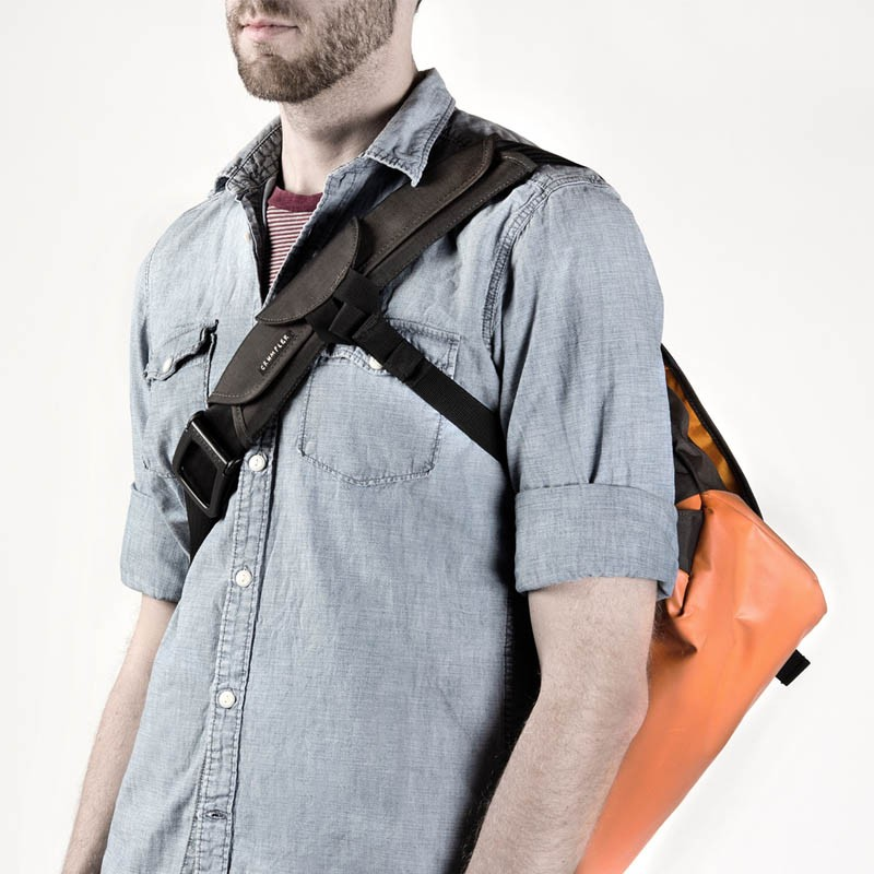 Crumpler Private Surprise Laptop L Charcoal/Orange - 5