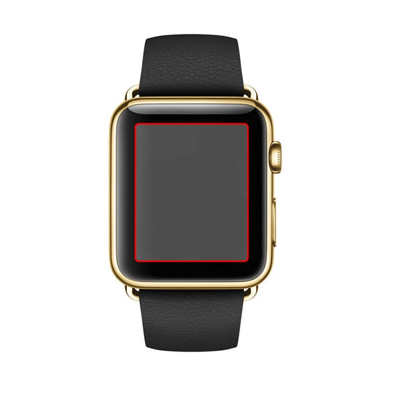 Spigen Crystal Screenprotector Apple Watch 42mm - 2