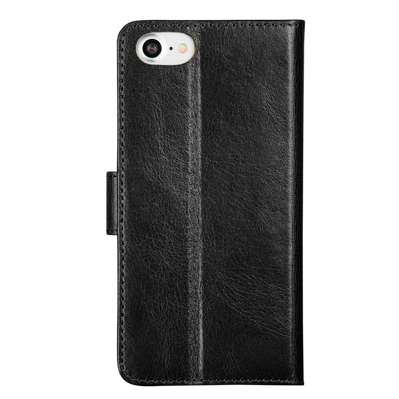 DBramante1928 - Copenhagen 2 Leather Folio iPhone 7 Black 02