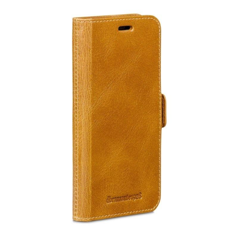 DBramante1928 Copenhagen 2 Wallet Hoes iPhone X Bruin 05