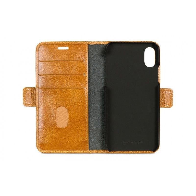 DBramante1928 Copenhagen 2 Wallet Hoes iPhone X Bruin 10