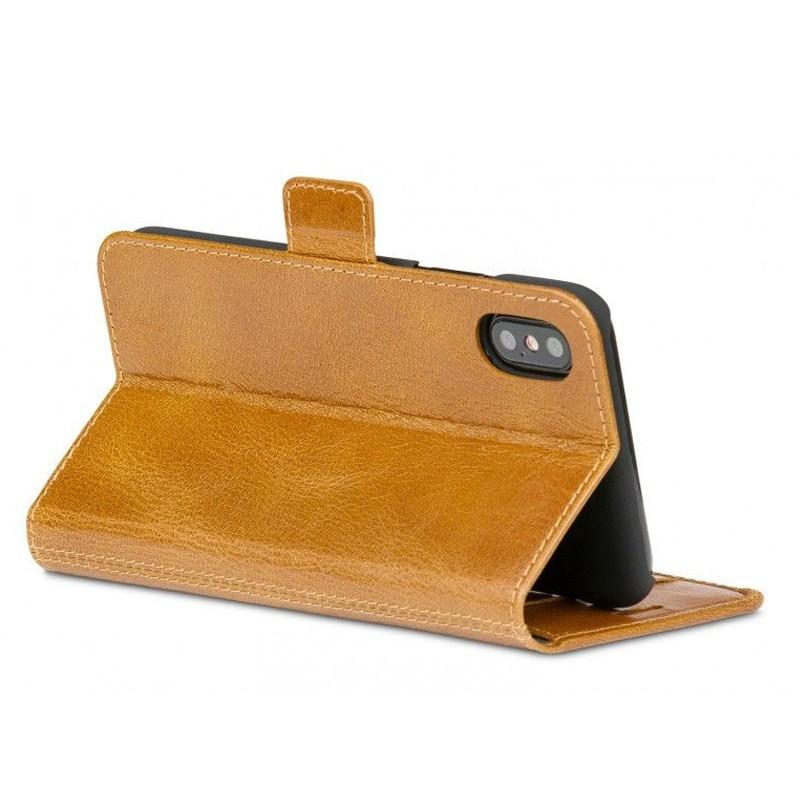 DBramante1928 Copenhagen 2 Wallet Hoes iPhone X Bruin 11