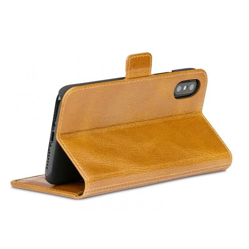 DBramante1928 Copenhagen 2 Wallet Hoes iPhone X Bruin 12