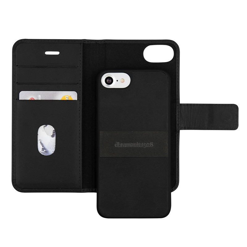 DBramante1928 - Detachable Wallet Case Lynge iPhone 7 Black 02