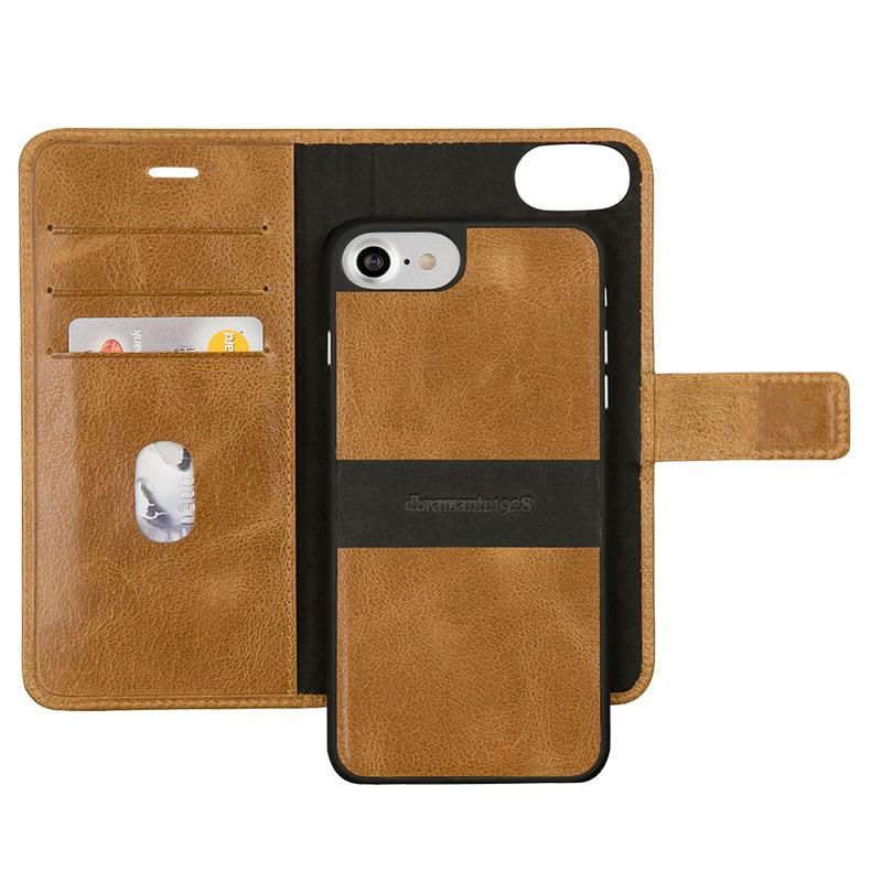DBramante1928 - Detachable Wallet Case Lynge iPhone 7 Plus Tan 02