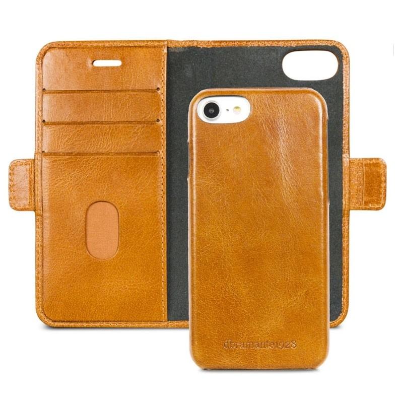 DBramante1928 - Detachable Wallet Case Lynge iPhone 7 Brown - 1