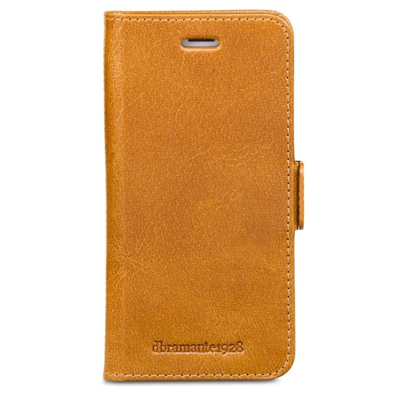 DBramante1928 - Detachable Wallet Case Lynge iPhone 7 Brown - 5