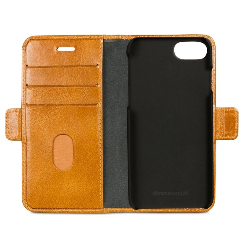 DBramante1928 - Detachable Wallet Case Lynge iPhone 7 Brown - 4