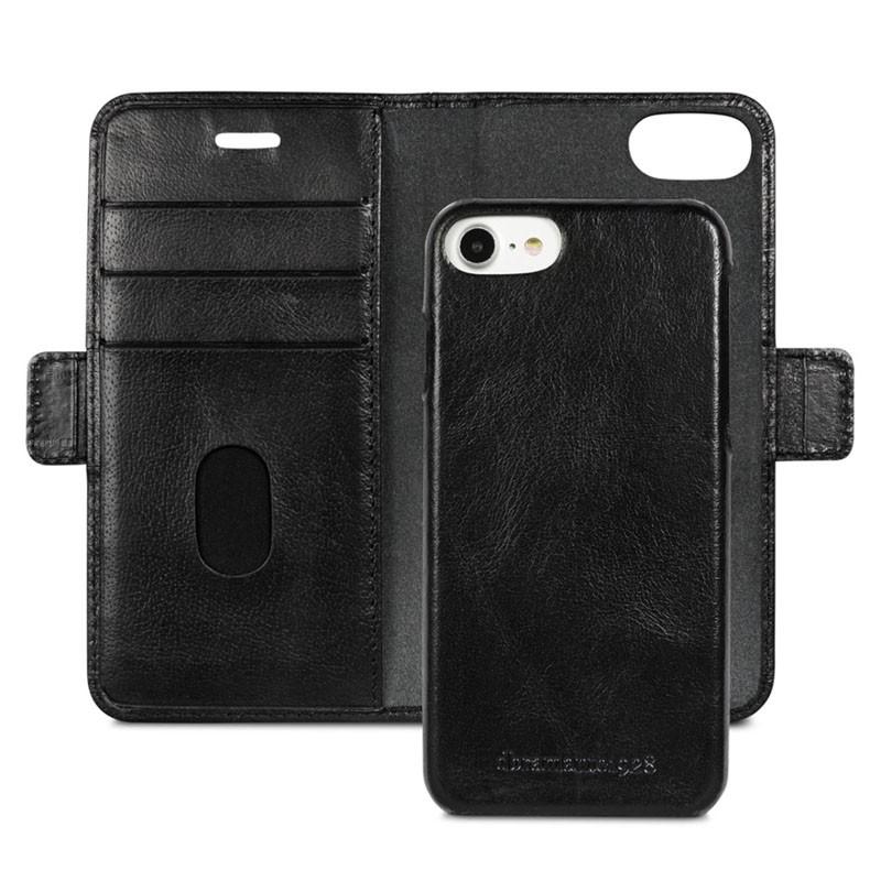 DBramante1928 - Detachable Wallet Case Lynge iPhone 7 Black - 1