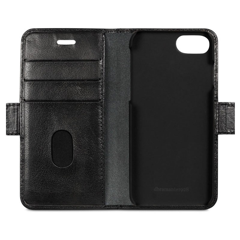 DBramante1928 - Detachable Wallet Case Lynge iPhone 7 Black - 7
