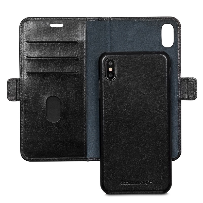 Dbramante1928 Lynge iPhone XR Wallet Zwart 03