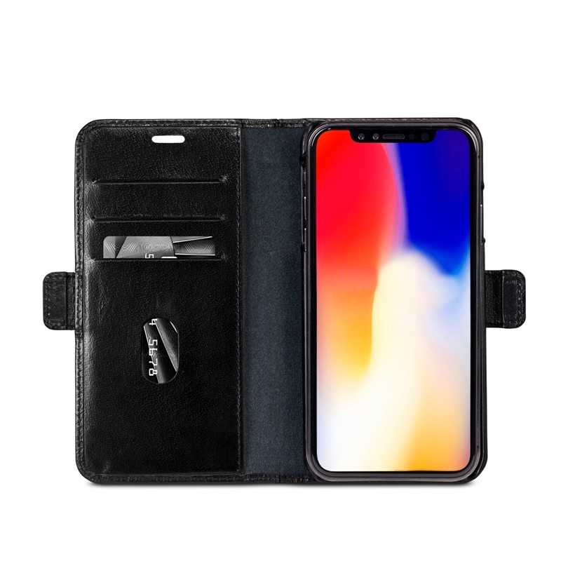 Dbramante1928 Lynge iPhone XR Wallet Zwart 06