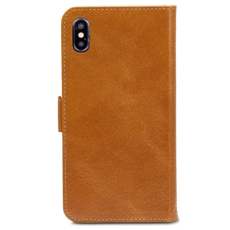 Dbramante1928 Lynge 2 iPhone XS Max Hoesje Bruin 02
