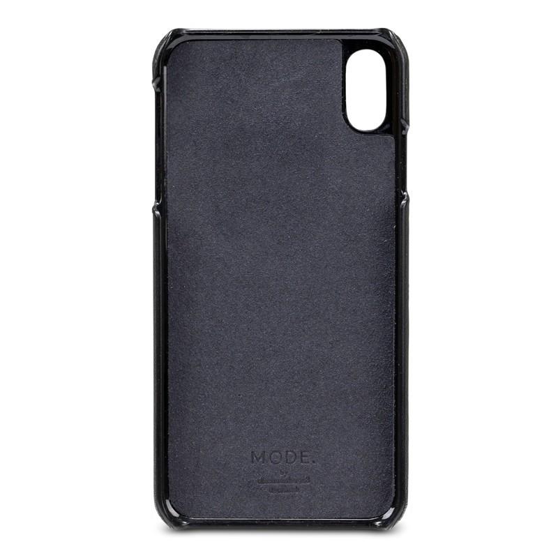 Dbramante1928 London iPhone XR Hoesje Zwart 05