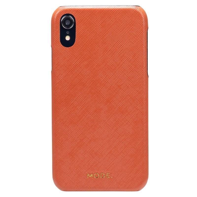 Dbramante1928 London iPhone XR Hoesje Rusty Rose 01
