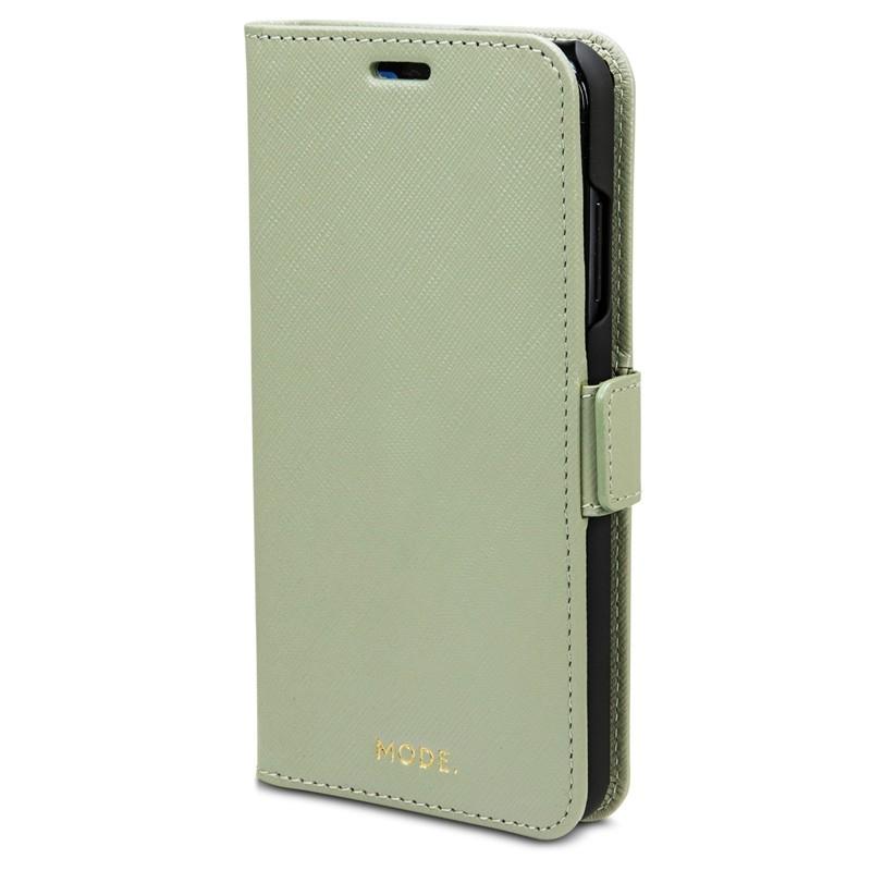 Dbramante1928 Milano iPhone XS Max Hoesje Olijfgroen 06